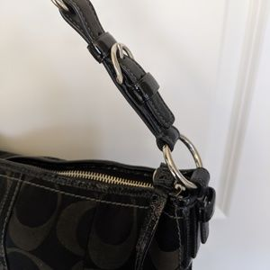 Coach Bags - Coach black purse